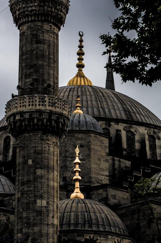 St. Sophias Mosque,   Istanbul