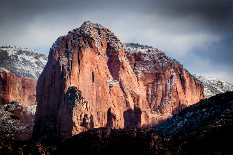 Kolob Canyon Zion National Park