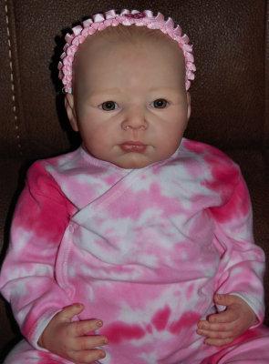 Custom ordered baby 09/14 by Angie Jones