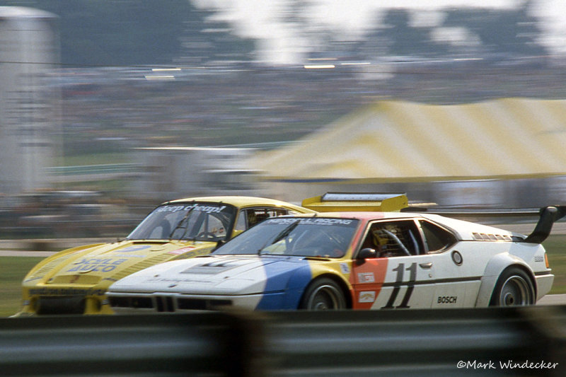 9TH 1-GTO DENNIS AASE/CHUCK KENDALL/PETE SMITH BMW M1