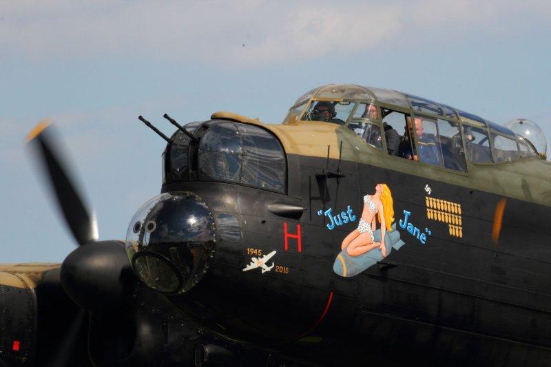 Avro Lancaster NX611 Just Jane