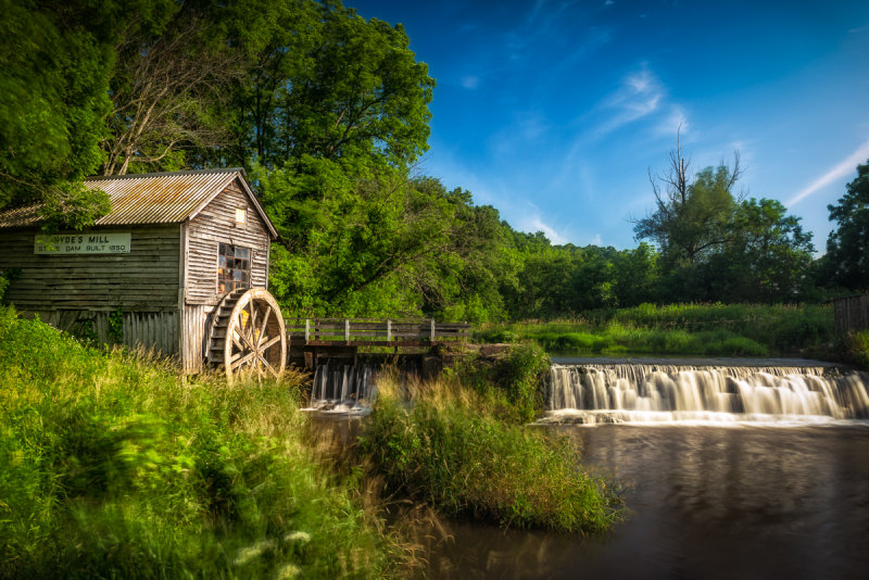 Hydes Mill