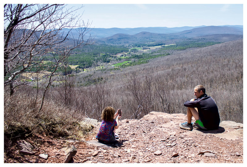 Viewpoint from Burnt Knob