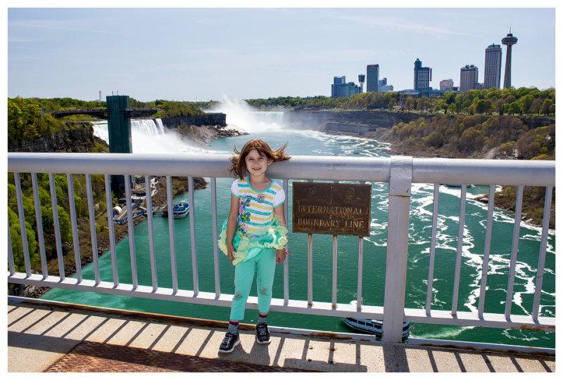 Norah on Rainbow Bridge