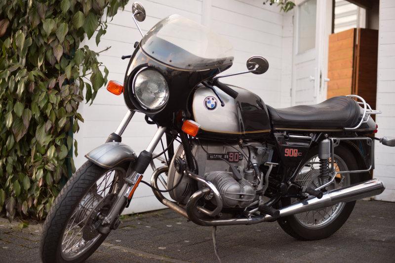 R 90S Silversmoke