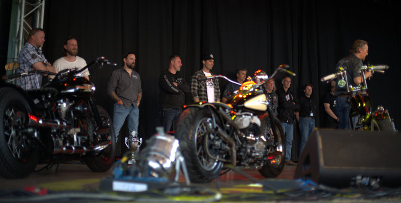 Winner Harley Dome Cologne 2014