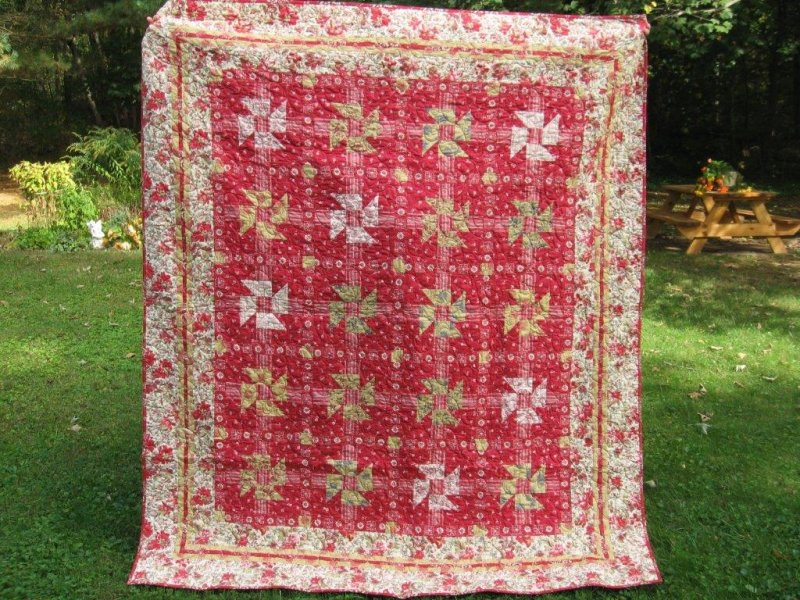2013 Holiday Quilt