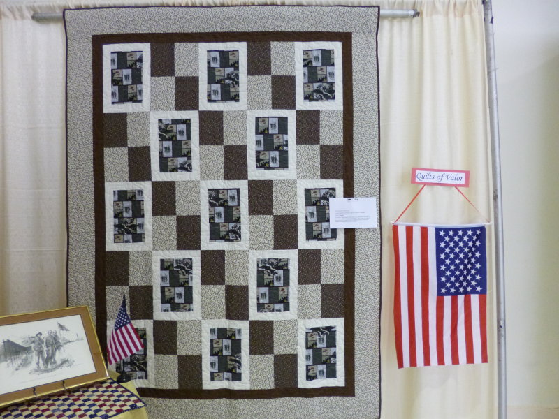 Quilts of Valor 2