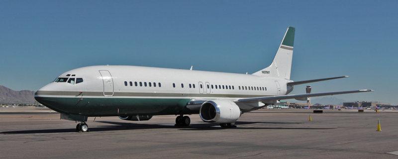 New York Rangers: 737-400 (1988)