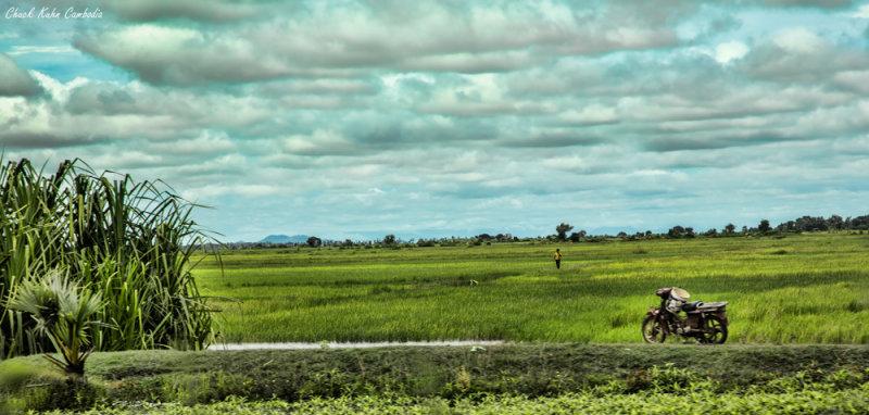 Cambodia back-roads