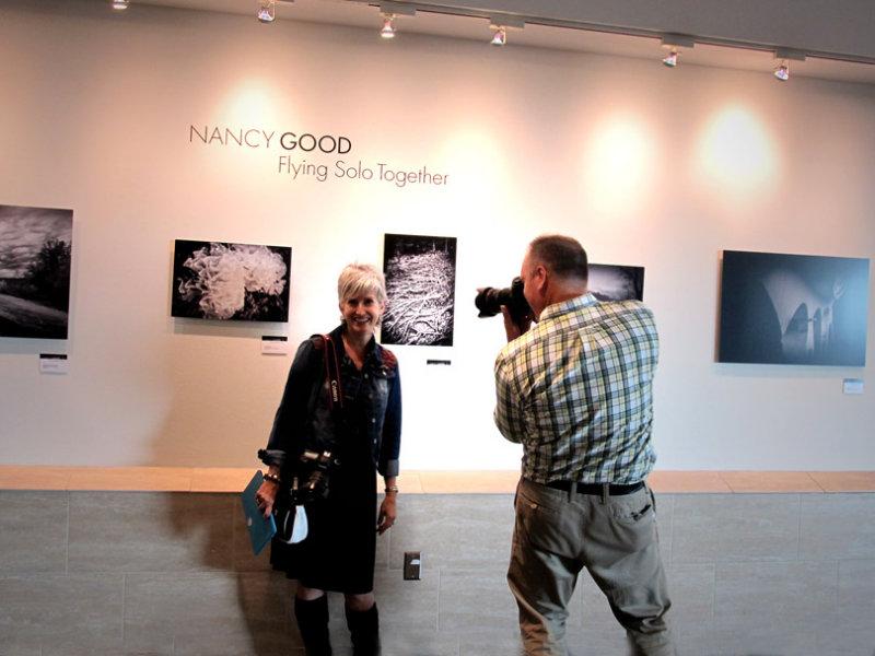 Nancy and Scott by cjp