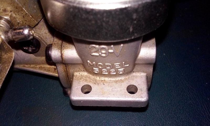 Enya 29-V 5225 Large