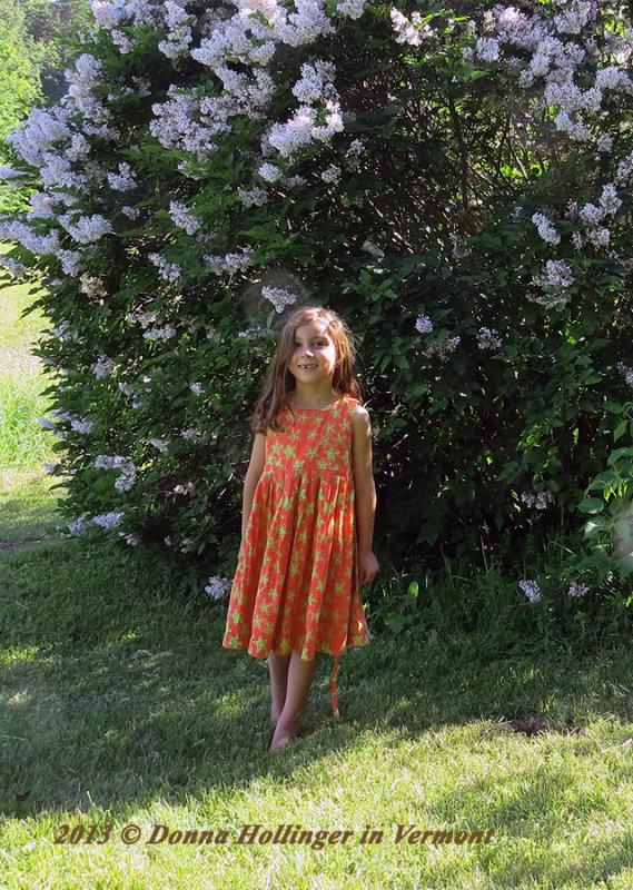Flora near the Lilac