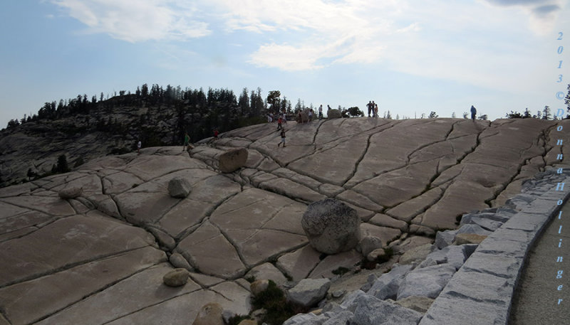 Rock Formations at Olmsted Point