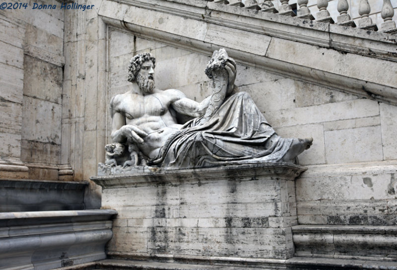 Classical Statue of ???