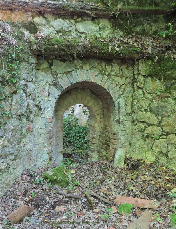 Hidden Door in the Country