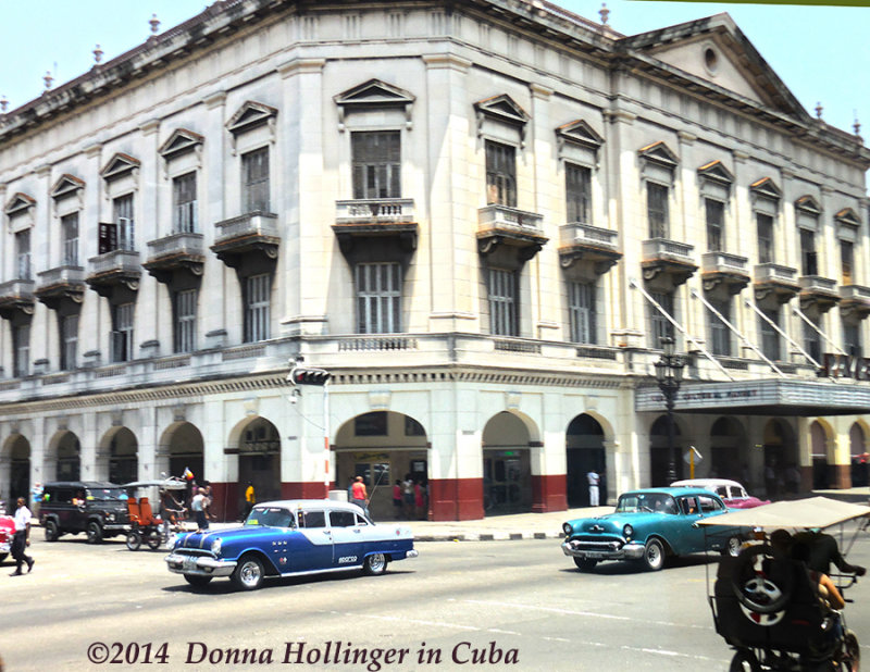 Streets of Habana