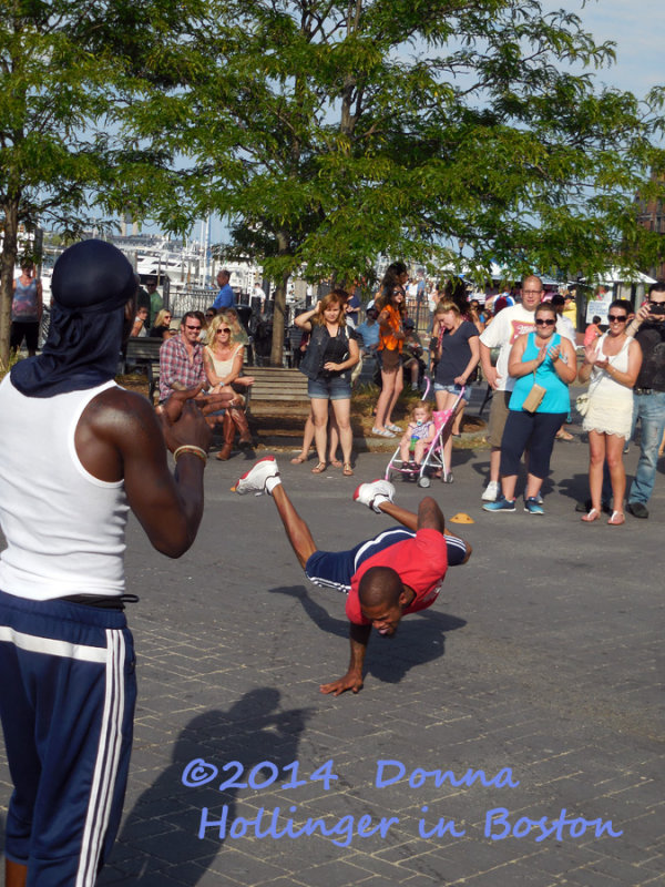 A Show At the Waterfront