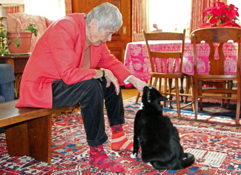 Nancy and Wilbur