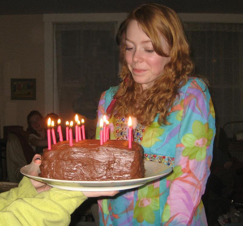 Charlottes 16th Birthdayparty