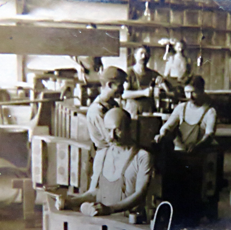 My Grandfather, 1910 Piano Factory Leicester MA