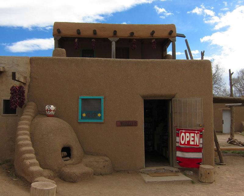 Taos Pueblo Workshop