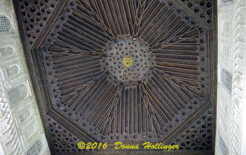 Ceiling at the Real Alcazar