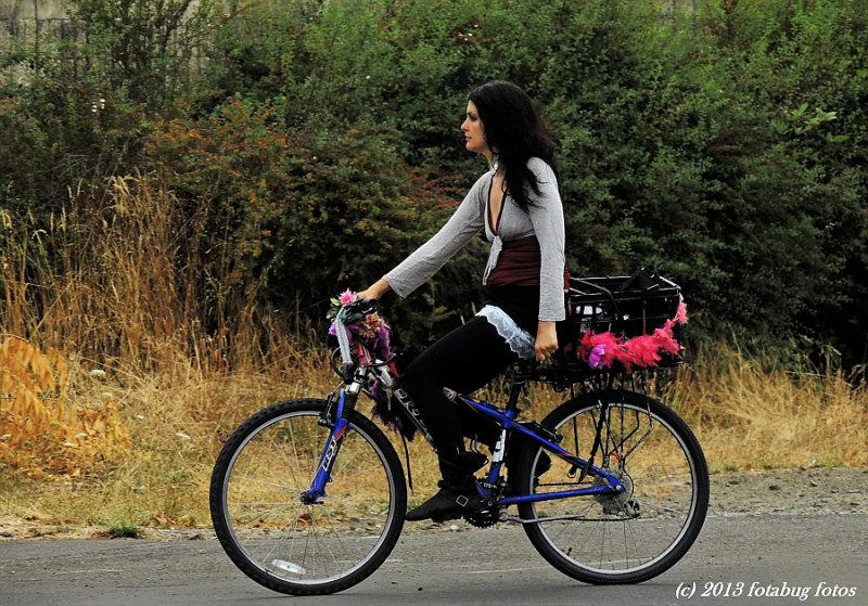 Bike Riding in Eugene