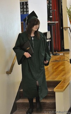 Mikayla's Graduation