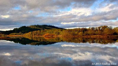 Reflection on Kirk Pond