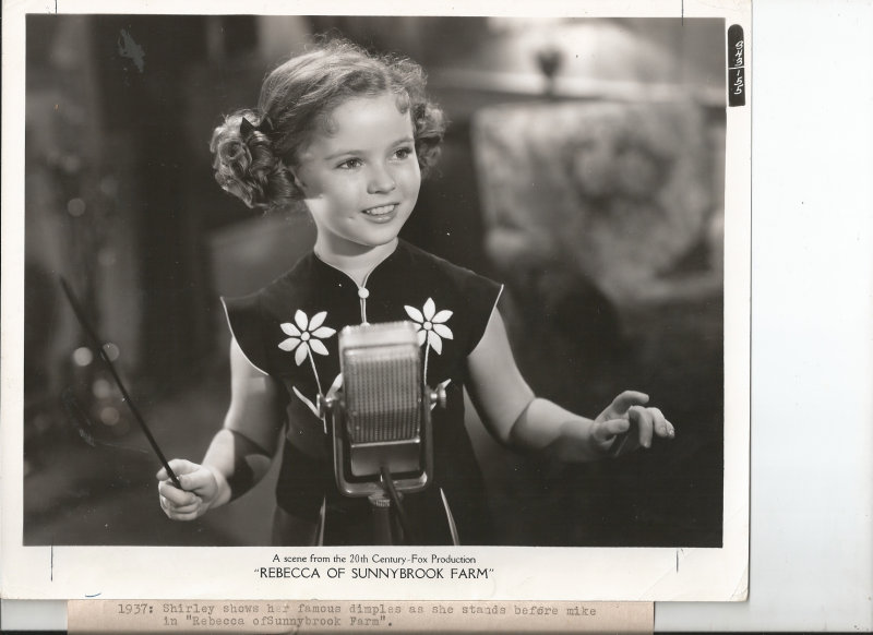 Shirley Temple movie still 9