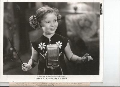 Shirley Temple movie still 9