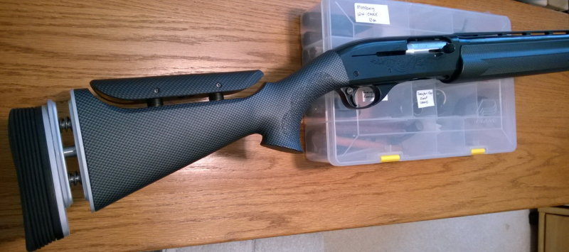 Versa Max Shotgun Shell Catcher for Trap Shooting