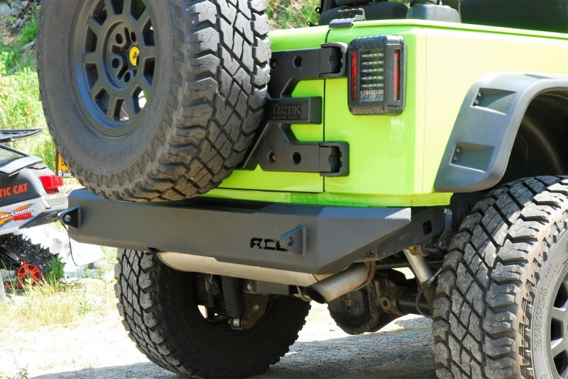 Ace Engineering Halfback Bumper Jeep Wrangler Forum