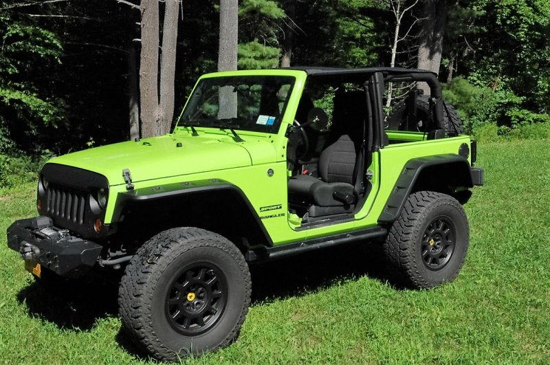 Do You Regret Buying A Quot Fun Quot Color Page 5 Jeep