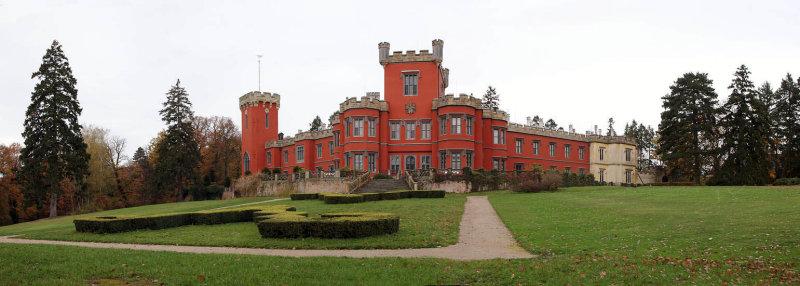 Hradek u Nechanice,Czech.Rep.
