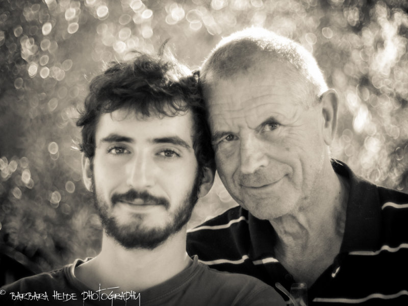 Tony and Jack