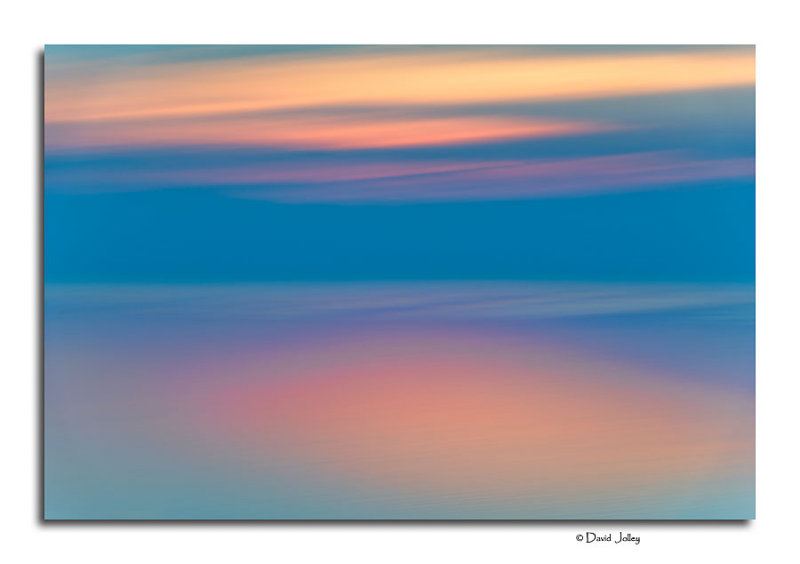 Lake Michigan Sunset, Pierce Stocking Overlook