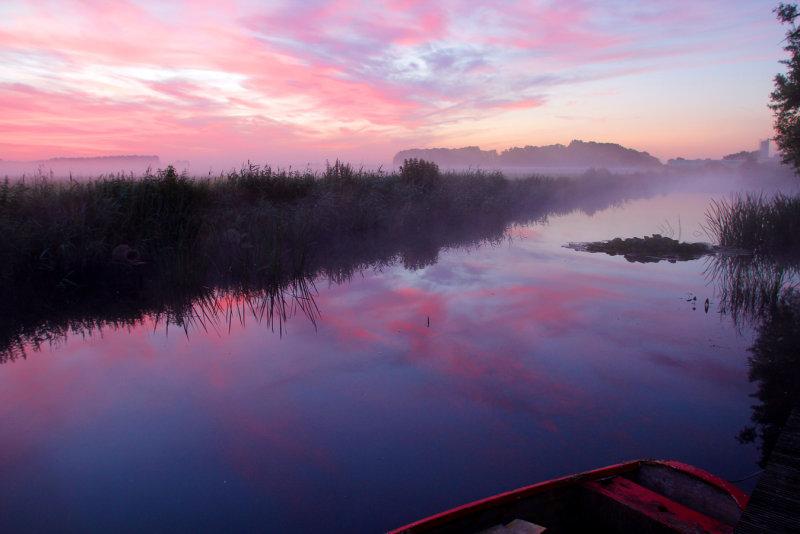 Sunrise  Friesland