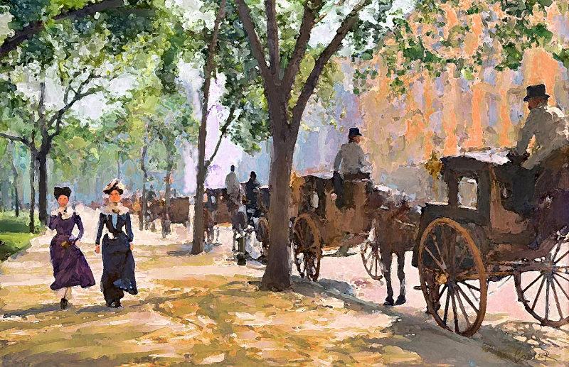 New York - 1900