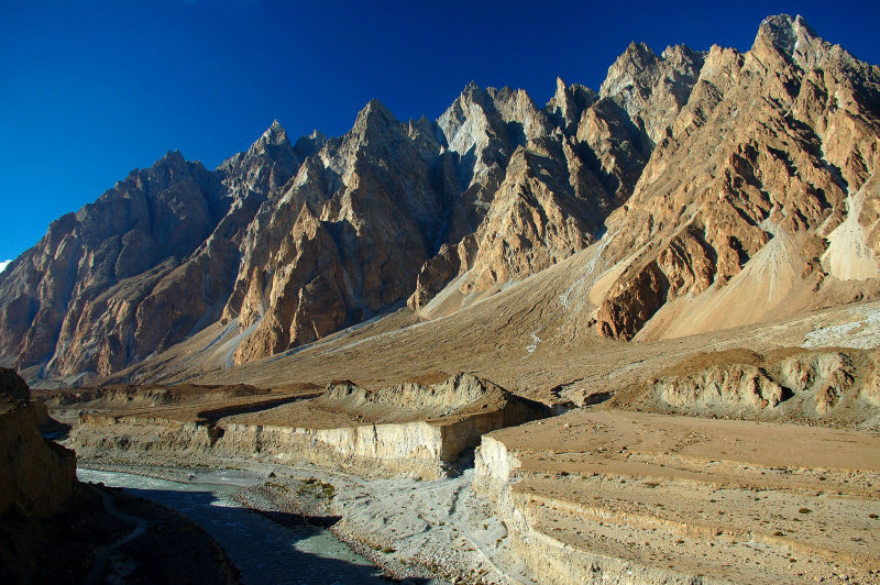 Pasu Cones, Karakoram Mountains, Pasu, Karakoram Highway, Pakistan