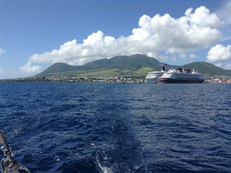 Sail & Snorkel, St. Kitts
