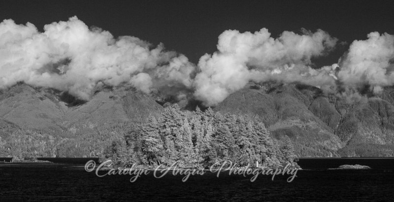 Coastal Mountains Sunshine Coast