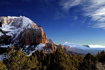 Kolob Canyon (Zion National Park)