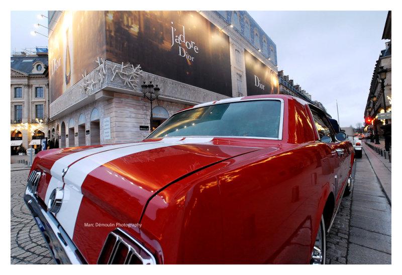 Ford Mustang, Paris 2013
