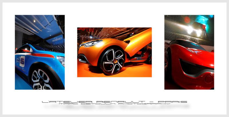 Latelier Renault - Paris