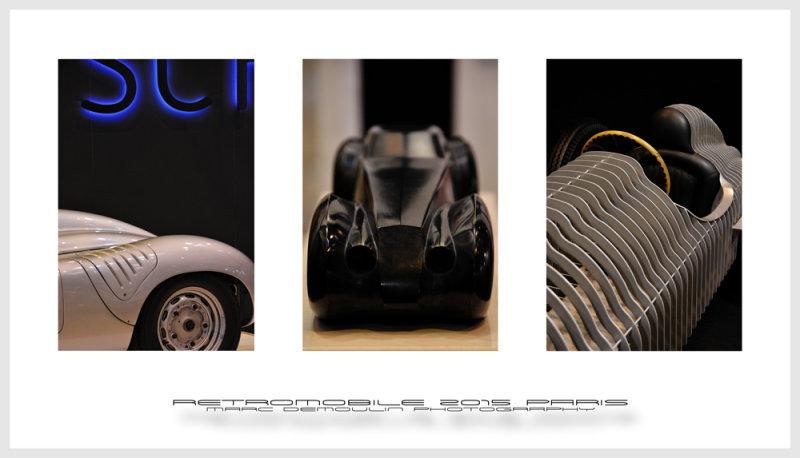 Retromobile 2015 Paris