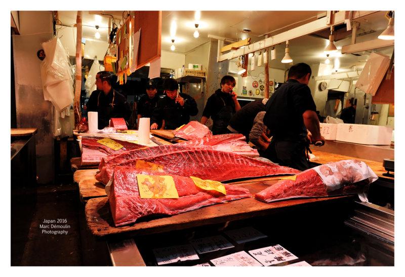 Tsukiji Fish Market - Tokyo 17