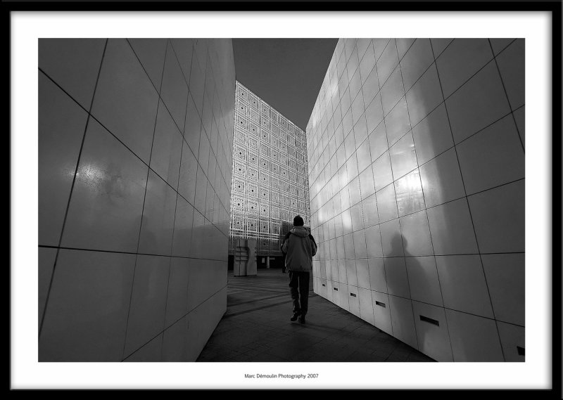 Institut du monde arabe, Paris France 2007