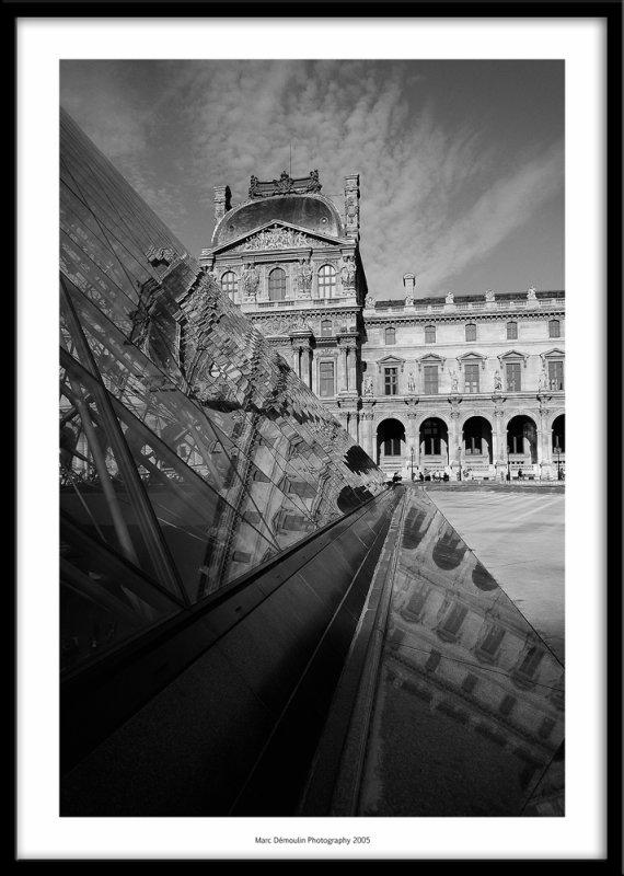 Le Louvre, Paris France 2005